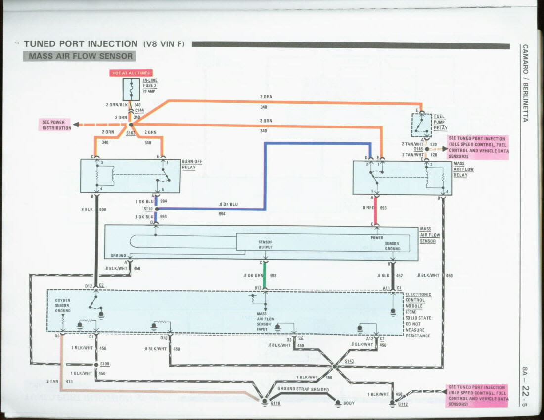 1986 F Body Wiring 05 Freestar Blower Diagrams Page 6
